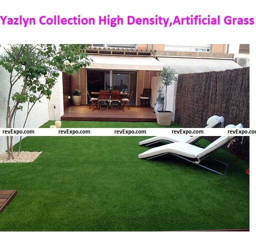 Yazlyn Collection High Density, Artificial Grass