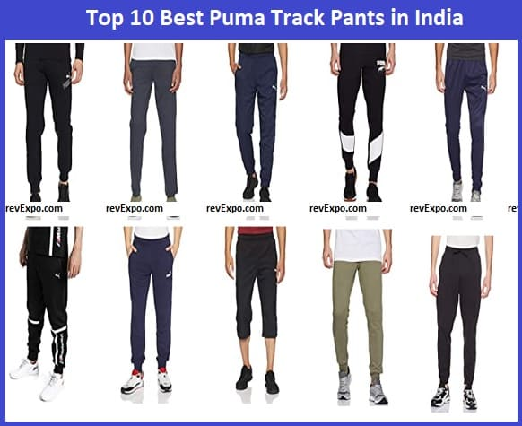 Best Puma Track Pants in India