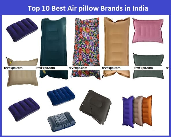 Best Air pillow Models in India
