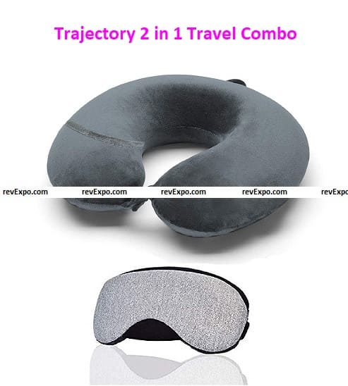Trajectory 2 in 1 Travel Combo