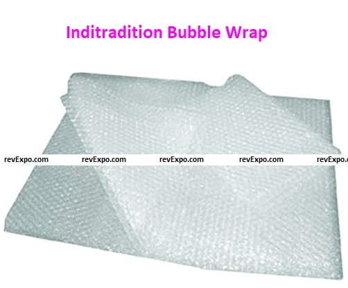 Inditradition Bubble Wrap