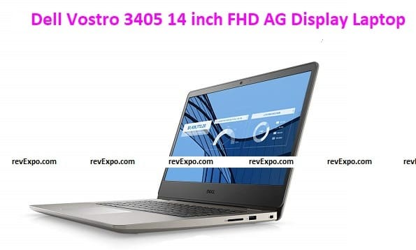 """Dell Vostro 3405 14"""" FHD AG Display Laptop"""