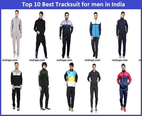 Top 10 Best Tracksuit for Men in India