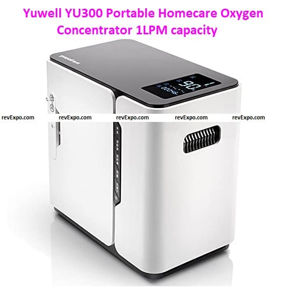 Yuwell YU300 Portable Homecare Oxygen Concentrators 1LPM capacity