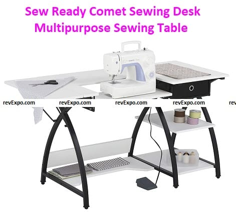 Sew Ready Comet Sewing Desk Multipurpose/Sewing Tables