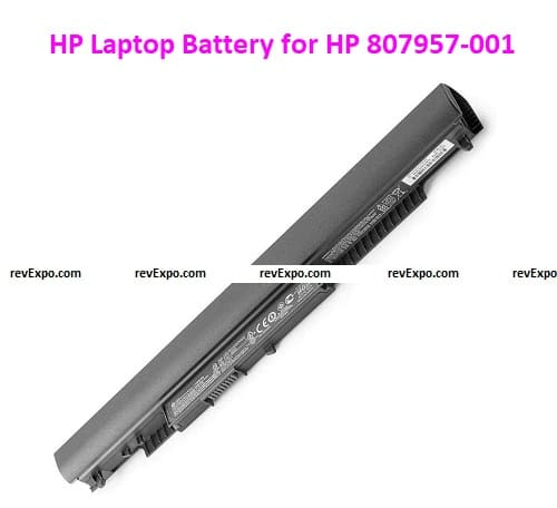 HP Laptop Battery for HP 807957-001
