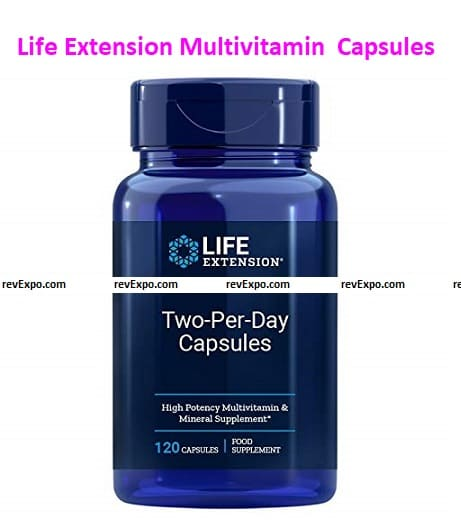 Life Extension Two Per Day Capsules