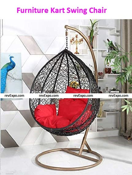 Swing Chair with Stand from Furniture Kart