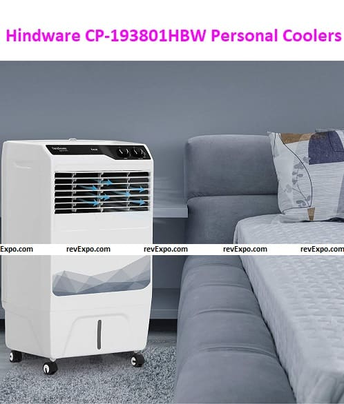 Hindware CP-193801HBW Personal Cooler
