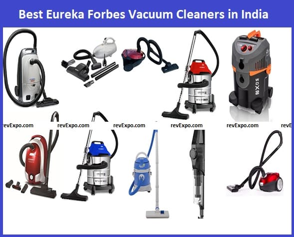 Best Eureka Forbes Vacuum Cleaners in India