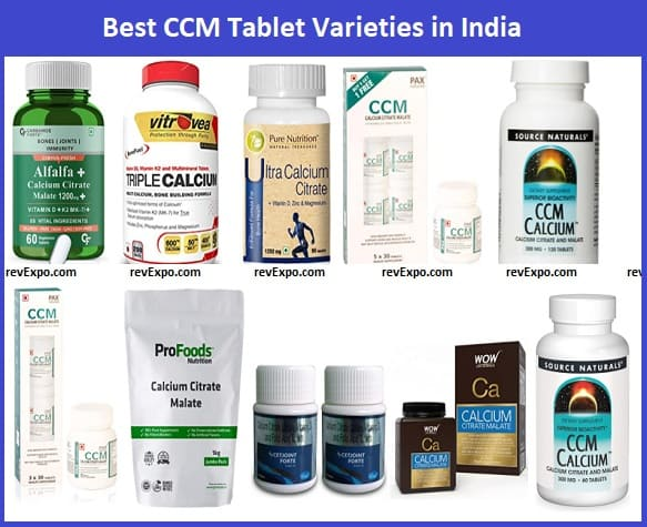 Best CCM Tablet brands in India