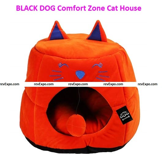 BLACK DOG Soft and Weight Comfort Zone Cat home