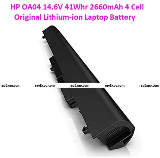 HP OA04 14.6V 41Whr 2660mAh 4 Cell Original Lithium-ion Laptop Battery