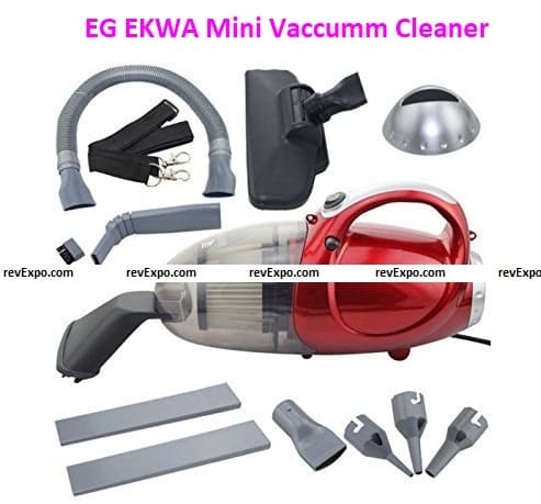 EG EKWA Group® 220-240 V, 50 Hz, 1000 W small Vacuum Cleaner for Home Blowing and Sucking Dual Purpose Vacuum Cleaner