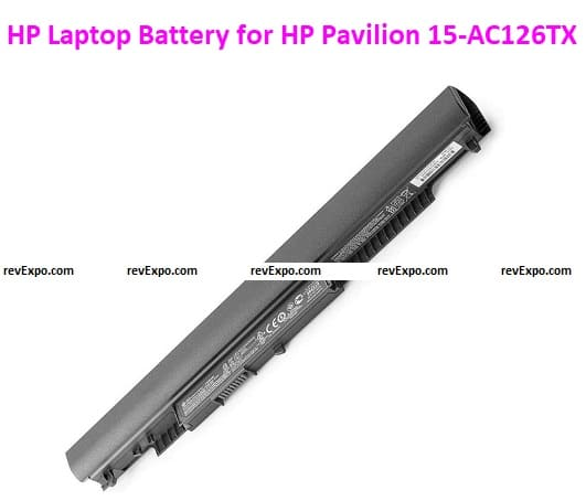 HP Laptop Battery for HP Pavilion 15-AC126TX