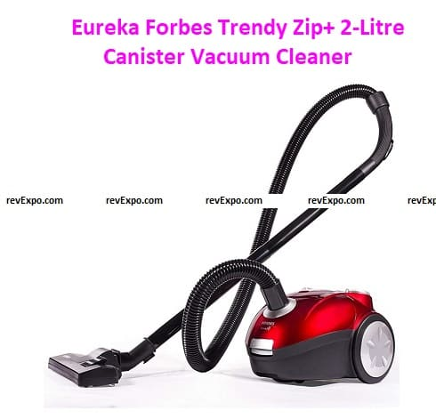 Eureka Forbes Trendy Zip+ 2-Litre Canister Vacuum Cleaner