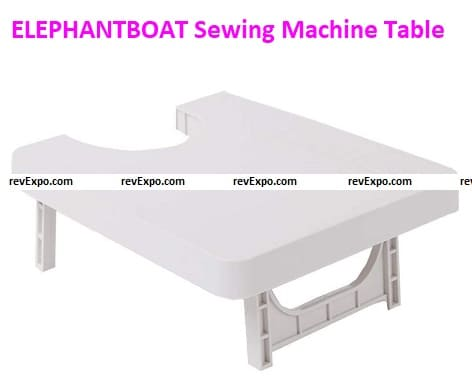 ELEPHANT BOAT Sewing Machine Tables