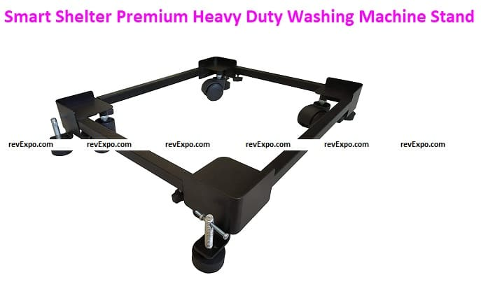Smart Shelter Premium Heavy Duty Front/Top Load Washing stands