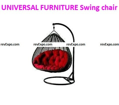 UNIVERSAL FURNITURE Swing Chair with Stand