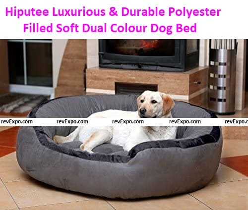 Hiputee Luxurious & Durable Polyester Filled Soft Dual Colour