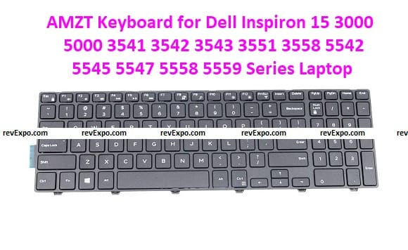 AMZT Keyboard for Dell Inspiron
