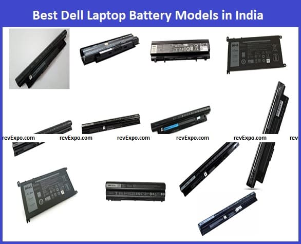 Best Dell Laptop Battery Models in India