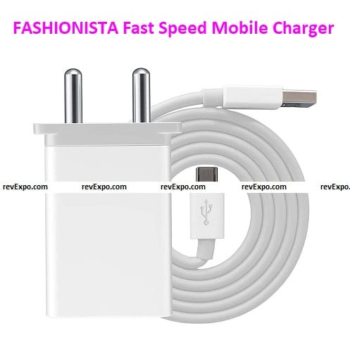 FASHIONISTA Fast Speed Mobile Charger