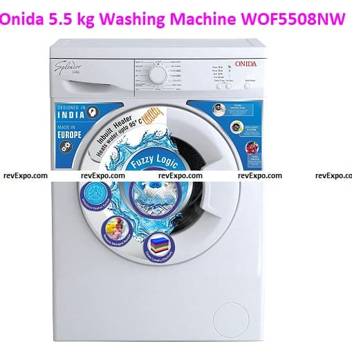 Onida Automatic Front Loading