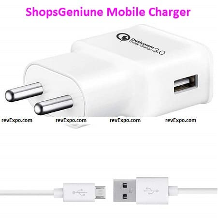 ShopsGeniune Mobile Charger for Samsung Galaxy