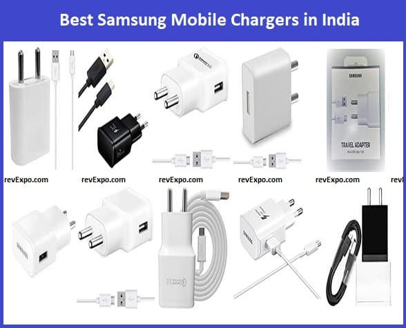 Best Samsung Mobile Chargers in India