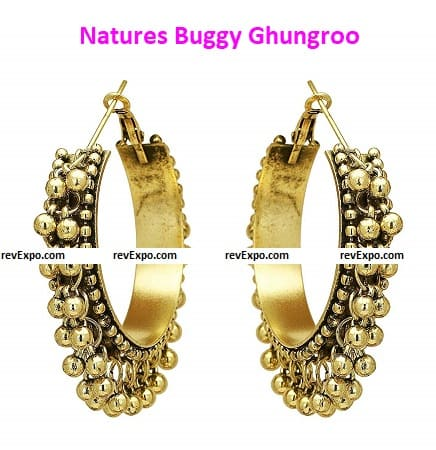Natures Buggy Ghungroo