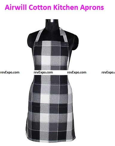 Airwill Cotton Kitchen Aprons