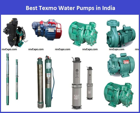 Best Texmo Water Pumps in India