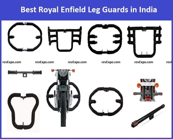 Best Royal Enfield Leg Guards in India