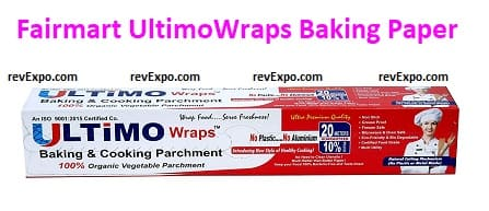 Fairmart Ultimo Parchment Paper Roll