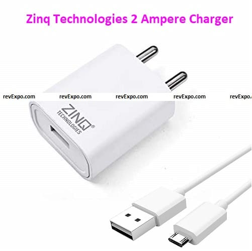 Zinq Technologies 2 Ampere One Port Charger