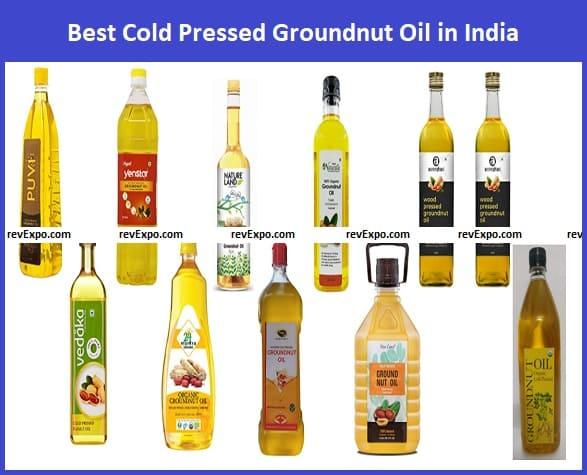 Best Cold Pressed Groundnut Oil in India