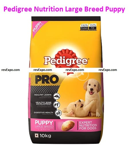 Pedigree PRO Expert Nutrition for Large Breed Puppy