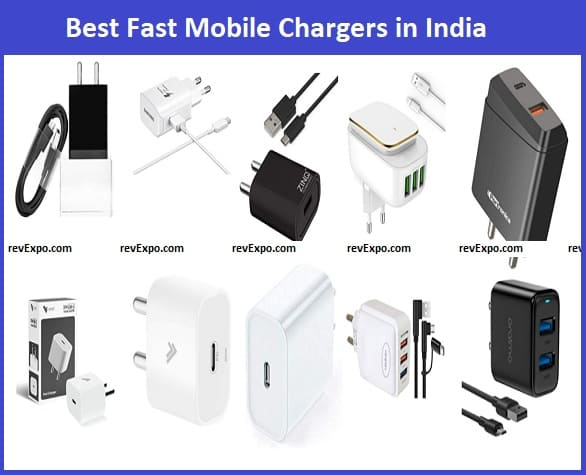 Best Fast Mobile Chargers in India