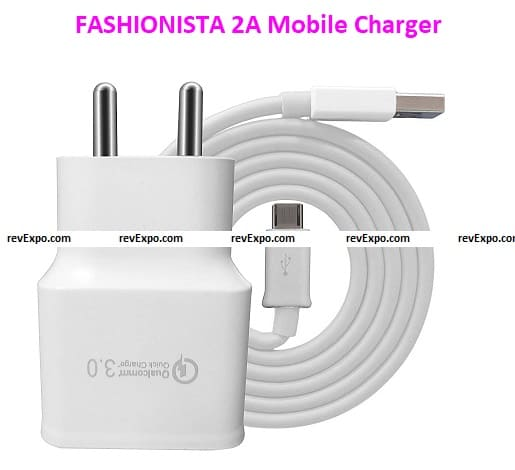 FASHIONISTA 2A Mobile Charger