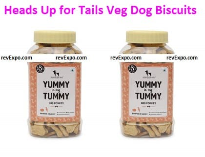 Heads Up for Tails Veg Dog Biscuits