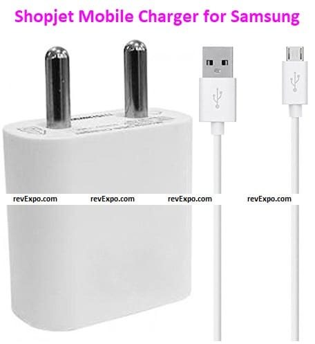 Shopjet Mobile Charger for Samsung Galaxy