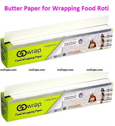 Butter Paper for Wrapping Food