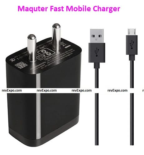 Maquter Fast Mobile Charger Xiaomi Redmi Compatible