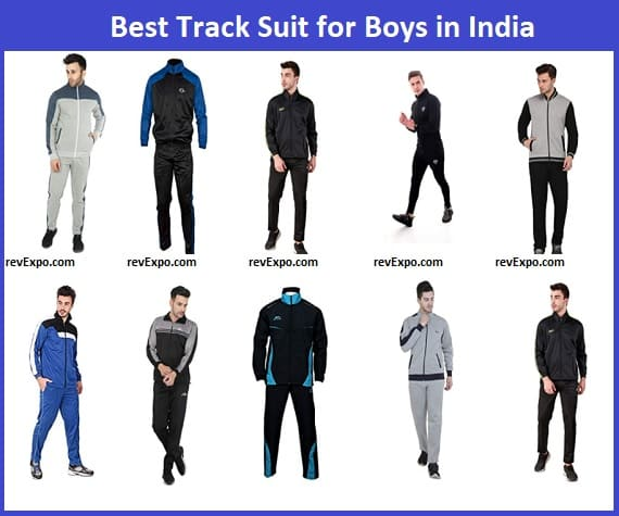 Best Track Suit for Boys in India