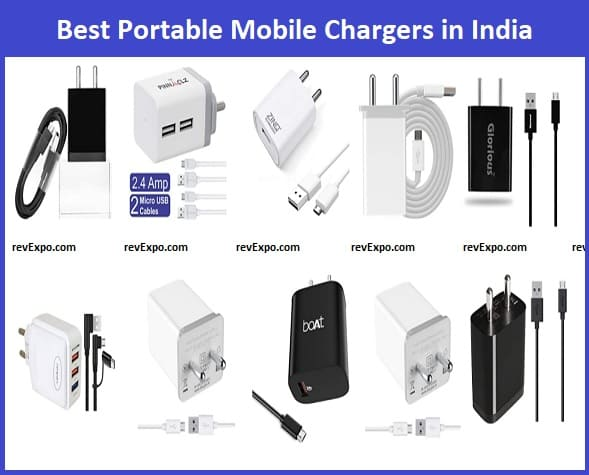 Best Portable Mobile Chargers in India