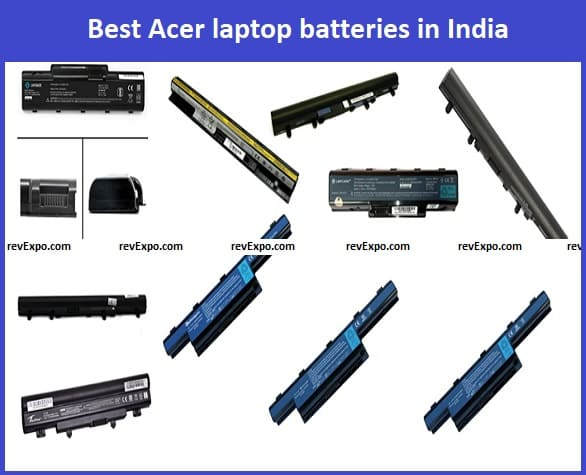 Best Acer laptop batteries in India