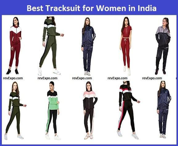 Best Tracksuit for Women in India