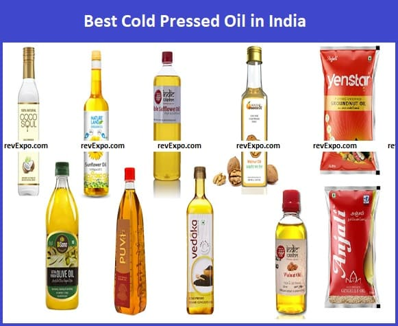 Best Cold Pressed Oils in India