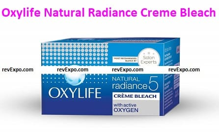 Oxylife Natural Radiance Creme Bleach